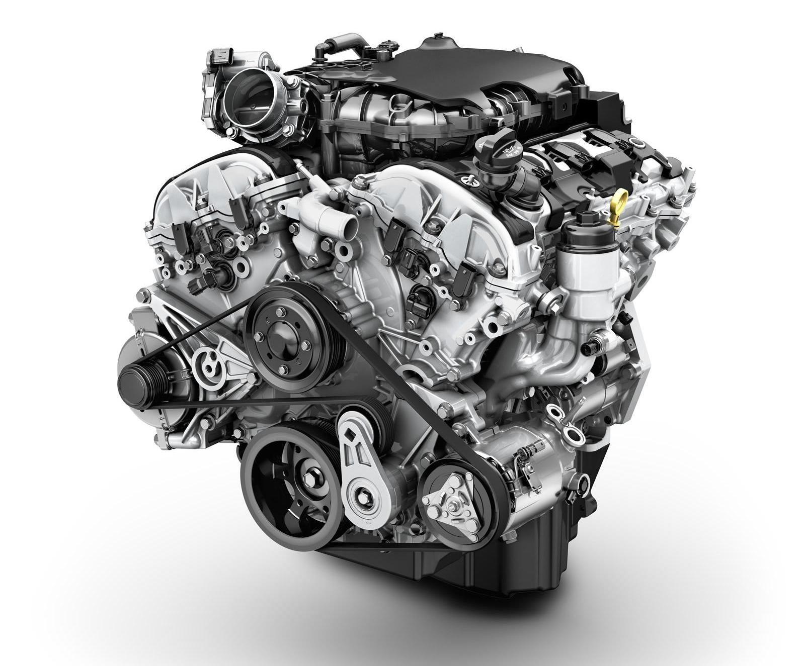 2015 Chevrolet Colorado Engine
