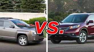 Honda cr v vs gmc autos post for Ford flex vs honda pilot