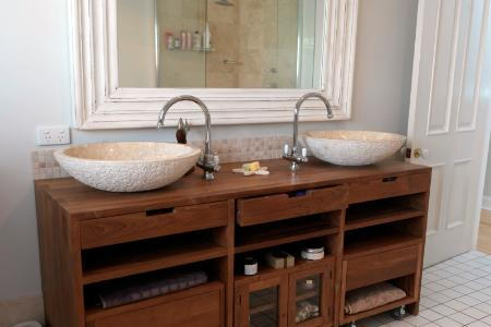 Install A Bathroom Vanity And Sink Part 1