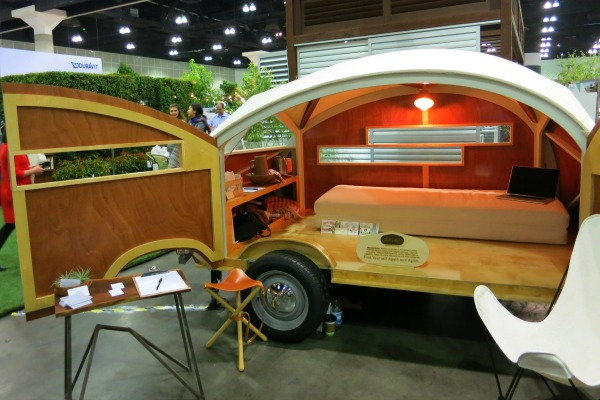 Dwell on design 2014 things i saw that you want for Teardrop camper interior ideas