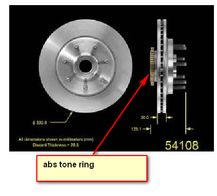how to clean abs tone ring