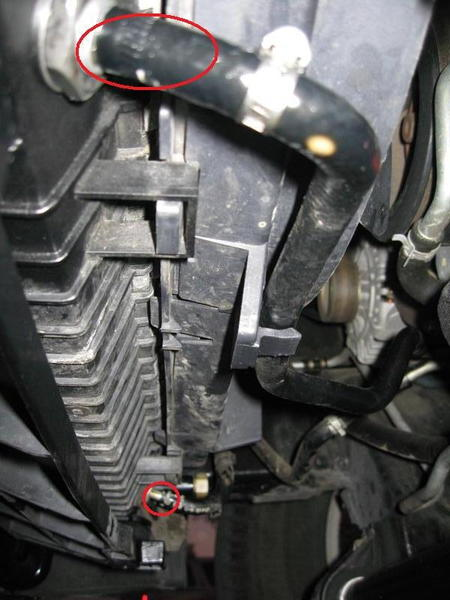 Ford F 250 F 350 Replace Radiator How To Ford Trucks