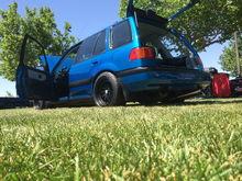 Wagon awd