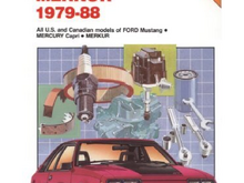 Oh look, a chiltons manual covering the mustang, capri, and xr4ti (sierra) proof enough for me its a fox platform🖕
