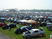 2008 All Ford Nationals in Carlisle PA!
