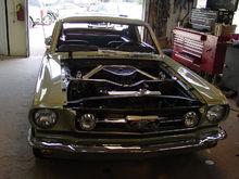 1966 fastback GT
