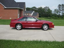 My 91 GT