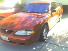 1998 ford mustang 3.8 V6