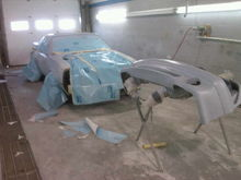 car finnally sees some primer