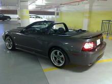 Mustang gt 2003