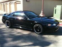 2002 Mustang GT V8