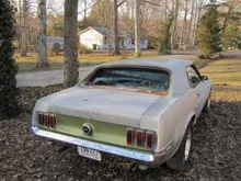 69 mustang grande im thinking about buying