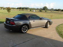 """Garage - """"The Stang"""""""