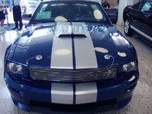 Garage - Shelby GT