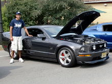 1st Car Show in the 07
