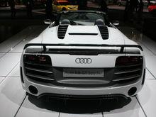 Audi R8 GT Spyder 3