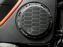 Factory Ford Paper Subwoofer
