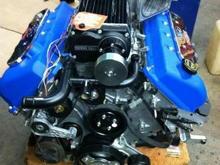 new motor w/ kenne bell mounted