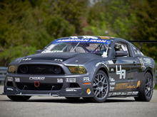 Performance Autosport Mustang RTR Race Car