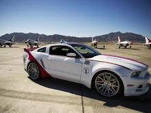 Thunderbird Edition Mustang (6)