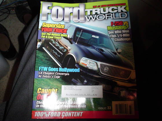F-150 in mag