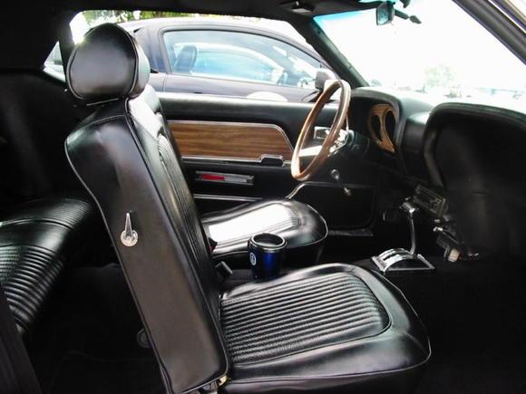 Interior shot.