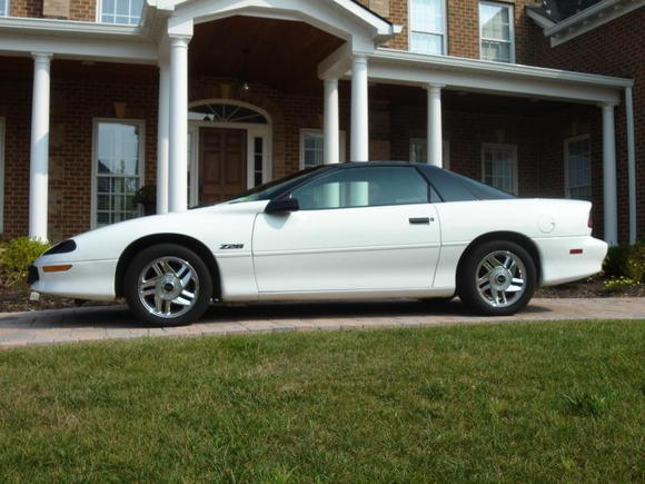 96Z-28  I had this car for over 13 years.   I sold it after getting my Mach 1.