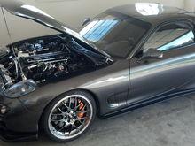 '03 350Z APS Twin Turbo / Alky; 10.9 @ 127mph