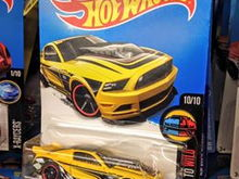 I saw this F case Mustang but left it. I can't stand this casting.