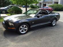 2009 V6 Convertible