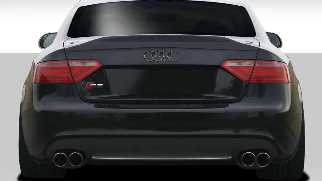C7 A6 Trunk Lid Spoiler Audiworld Forums