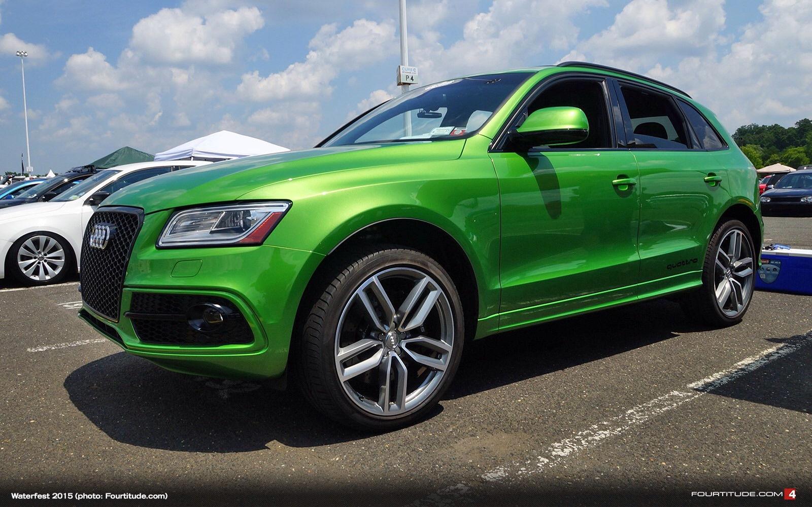 Audi A Paint Code