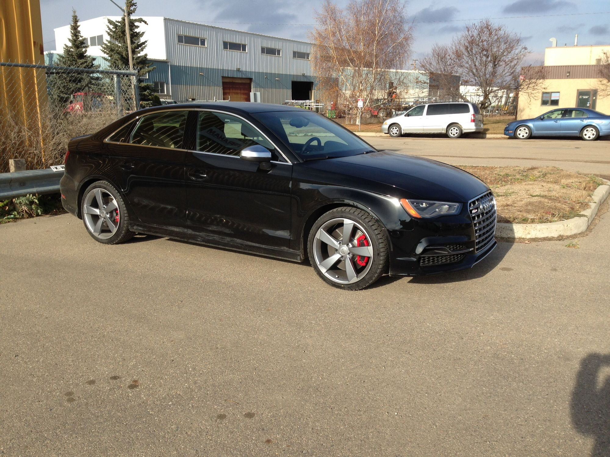New Member Soon To Be S3 Owner Winter Wheels Amp Tires
