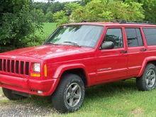 New '99 Cherokee Classic