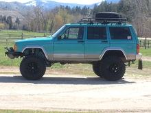 1996 Heep XJ