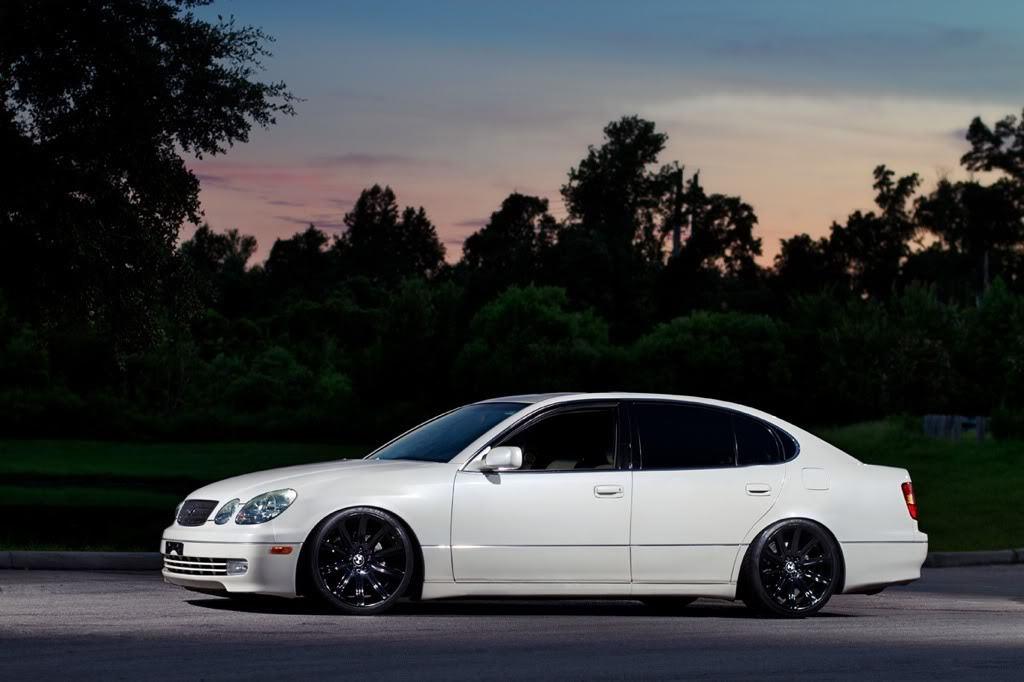 1999 Lexus Gs300 Fs