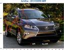 MPG 2014 RX350 AWD 5/13/14