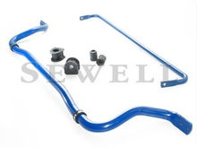 TRD front and rear sway bars