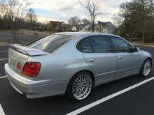 my gs 400