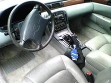 Lexus interior1