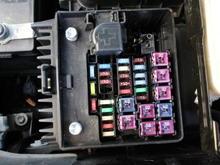 2009 rx 350 140 fuse change