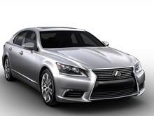 2013 Lexus LS 460 002