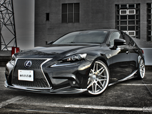 Lexus IS300h F-SPORT.