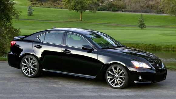 brand spankin new images lexus is f new 16