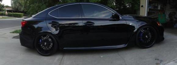 2011 Lexus ISF (SMD)