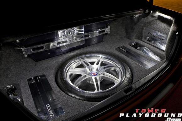 full trunk