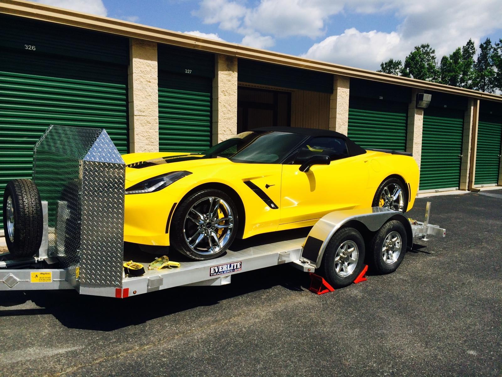 Everlite car hauler trailer for sale corvetteforum chevrolet corvette forum discussion
