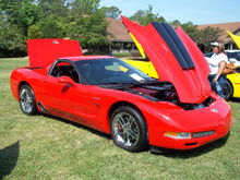 2003 50th Anniversary Z06 For Sale $29,000