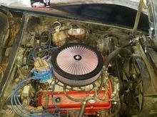 1981 C3 Corvette Rebuild
