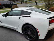 2015 C7 First Day Home